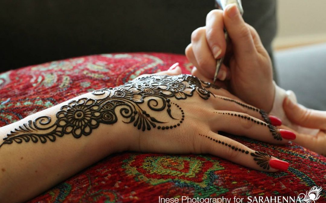 Fall & Winter Henna Schedule