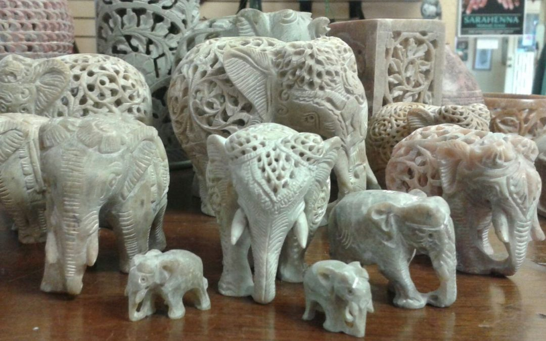 Soapstone Carvings
