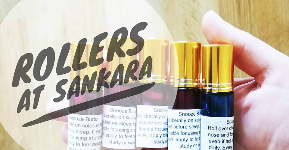 Rollers at Sankara – June