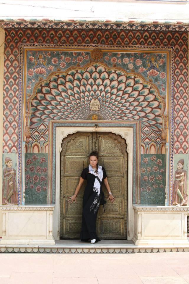 Dahlia at City Palace, Jaipur