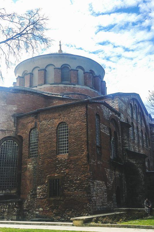 Hagia Irene Istanbul